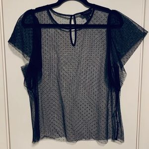 Banana Republic delicate top